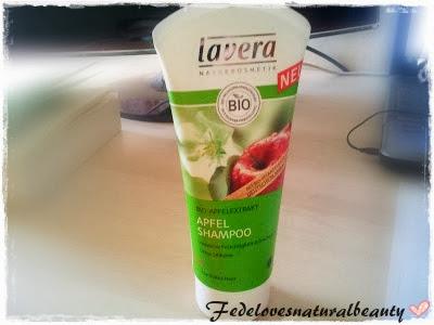 Shampoo Lavera alla mela ( nuovo)