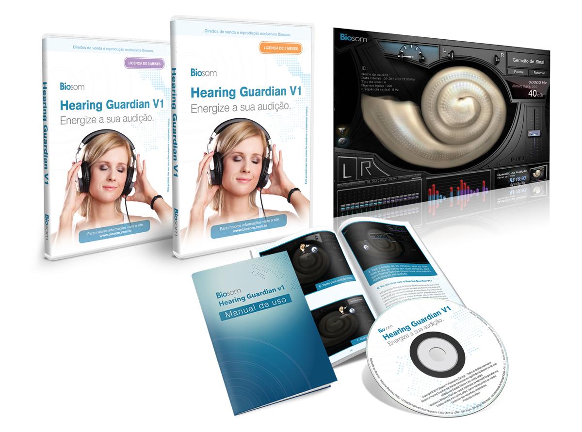 Hearing Guardian V1 um software revolucionário