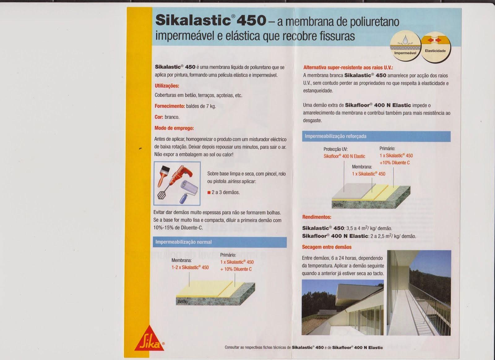 Sikalastic 450