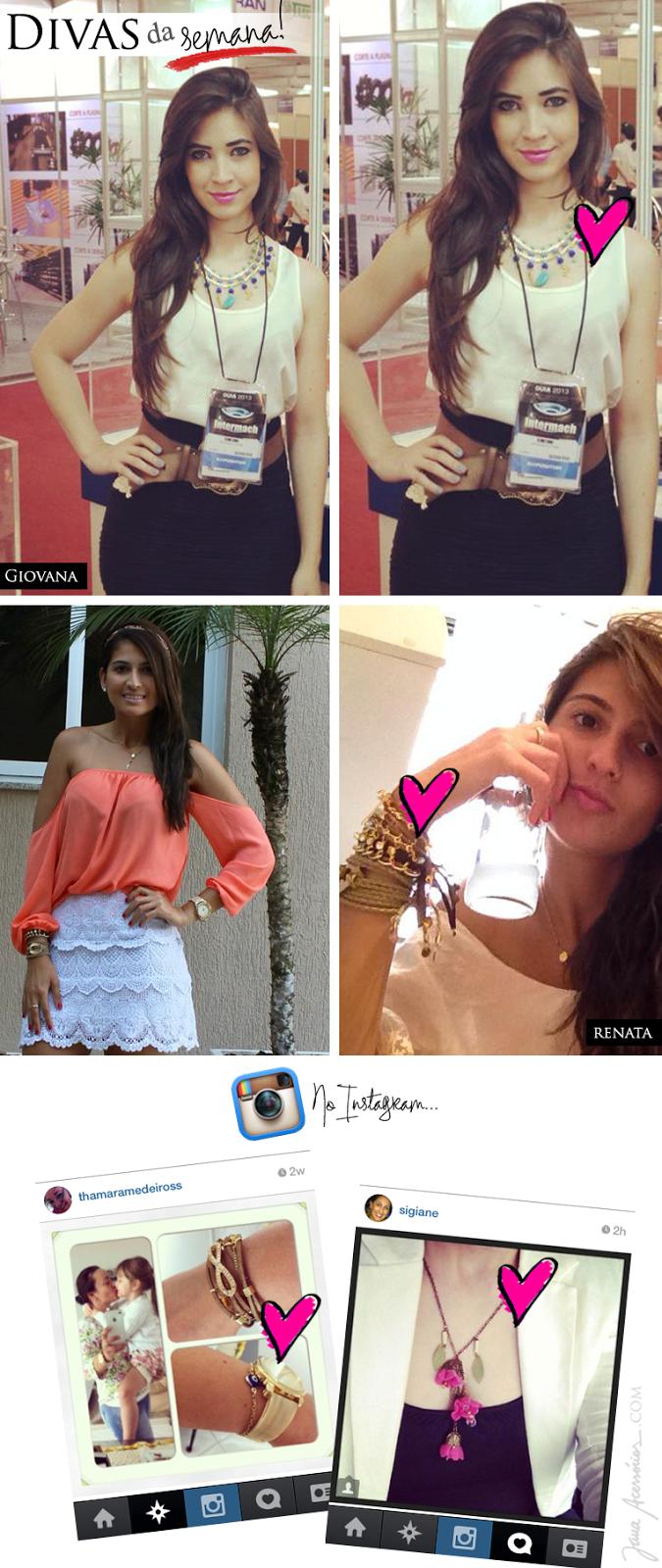 Jana Acessórios, Divas, Acessórios, Joinville, Blog da jana