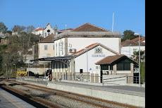 Estação de Caminha