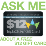 ASK me $ 12 Gift Card