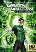 Linterna Verde: Caballeros Esmeralda (2011) BRrip 1080p Latino-Ingles