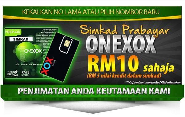 SIM CARD JIMAT DGN RM5 CREDIT DALAM SIM CARD