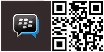 QR code BBM Windows Phone