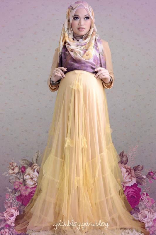 Tips: Model Jilbab Trendi Terbaik saat Hamil Terbaru 2014