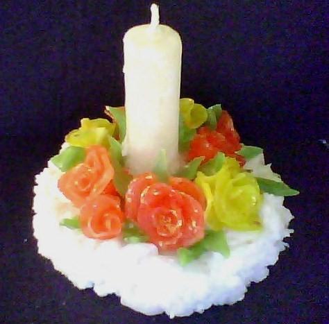 Anitakumarcandlecraft Decorative Candles