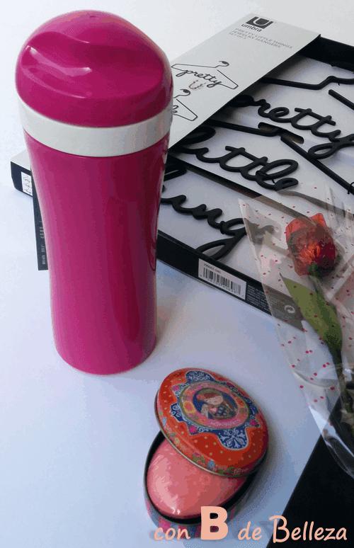 Botella plástico sin BPA