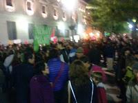 Huelga general Huesca