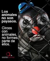 No a los Circos con Animales