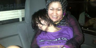 Novi Amalia Wanita Penabrak 7 Orang di Taman Sari