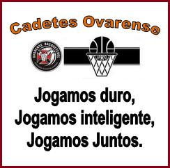 Cadetes Ovarense - Lema