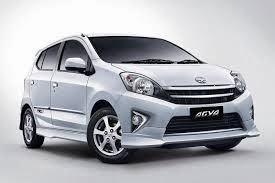 Daftar Mobil City Car Terlaris di Indonesia
