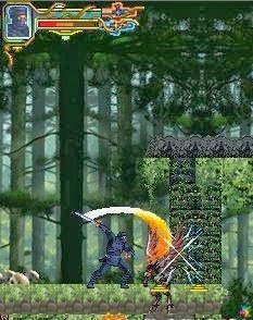 Game ninja assassin