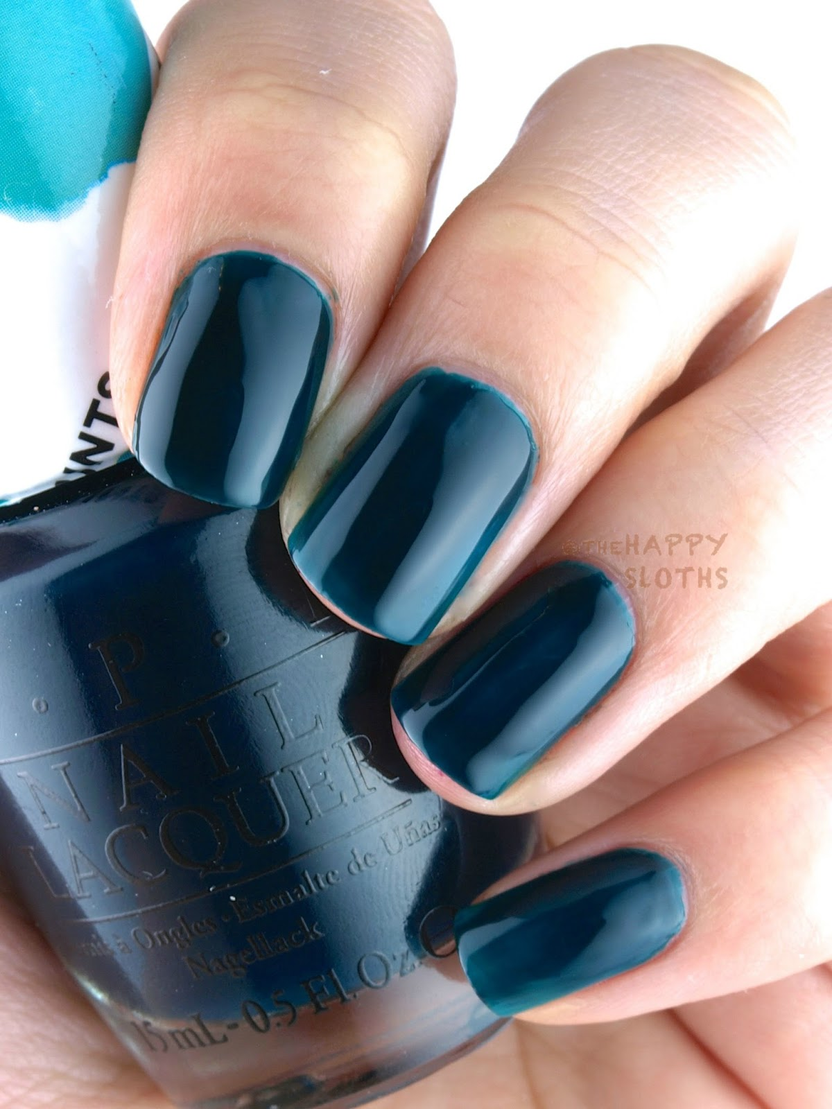 Opi Color Paints Blendable Nail Lacquer Collection Review And Swatches Turquoise Aesthetic