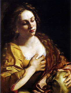 Artemisia Gentileschi, Madeleine