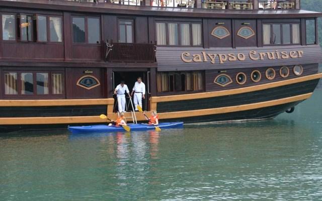 Kayak - Calypso Cruise