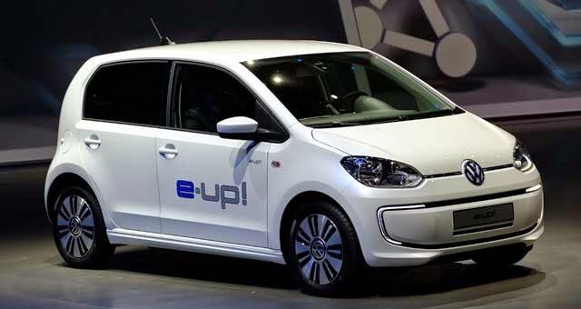 Presentación del Volkswagen e-up
