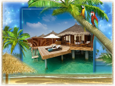 Virtual Tour 360 Maldives