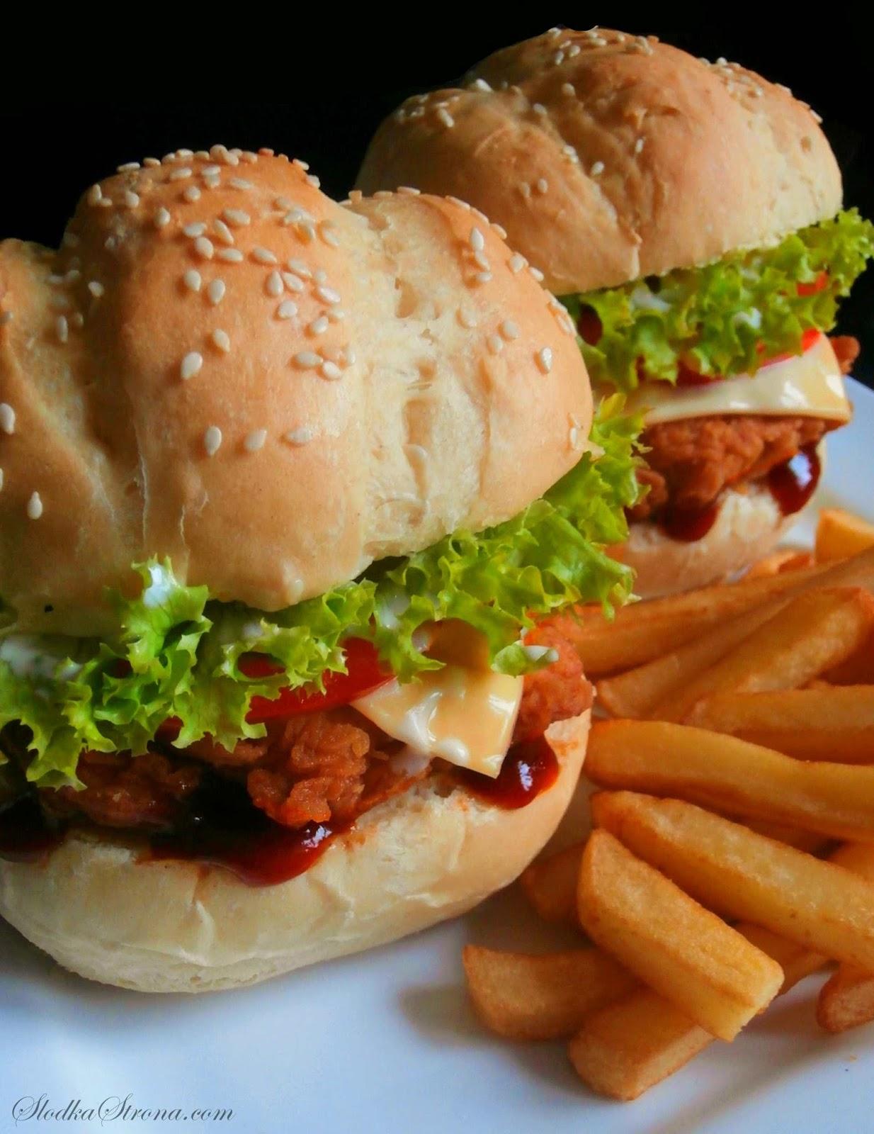 Domowy Grander jak z KFC - Przepis - Słodka Strona