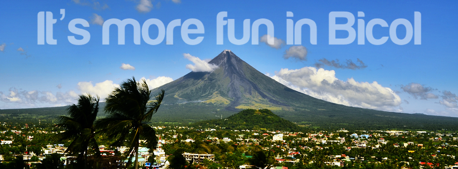 It's more fun in Bicol