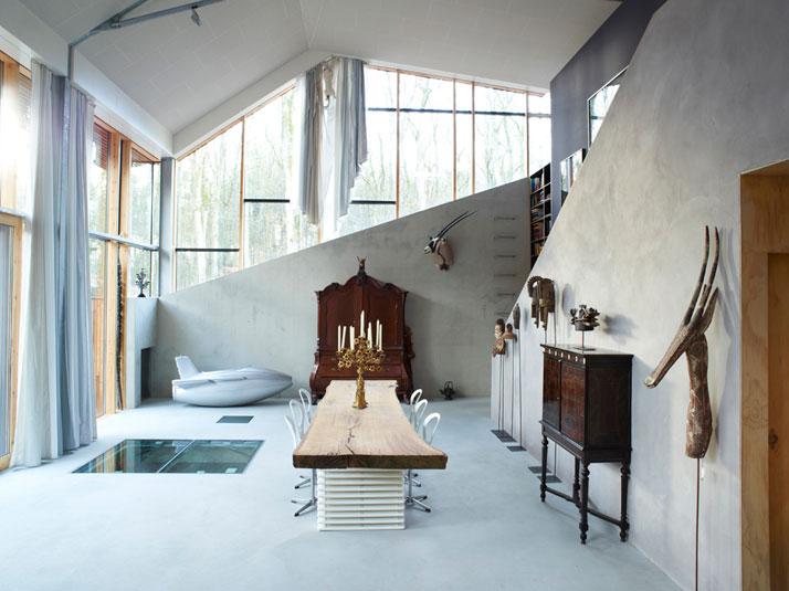 Dutch Mountain House