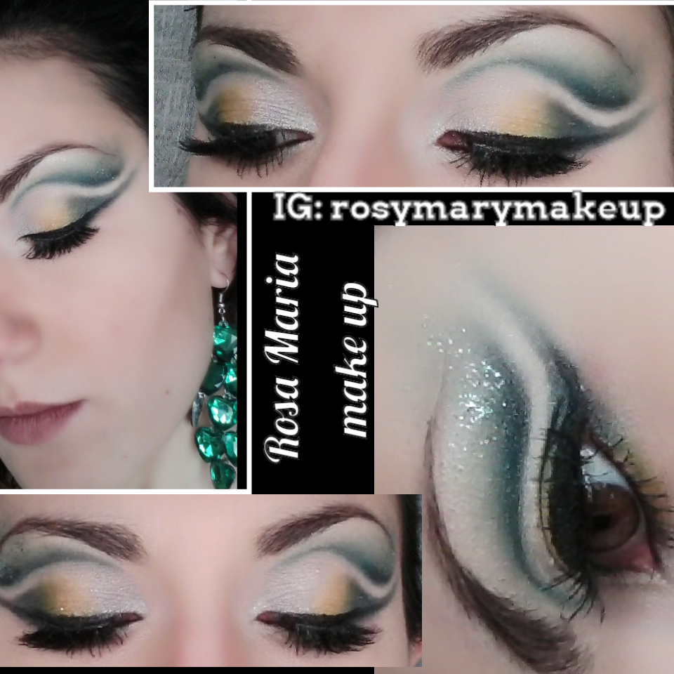 Make up sul verde