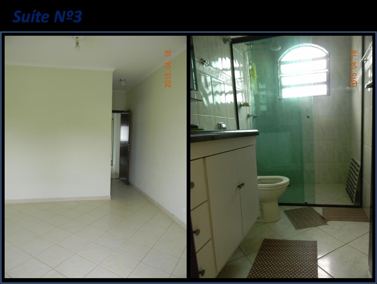 com ventilador de teto banheiro com box santa marina e gabinete #517A6B 1222 922