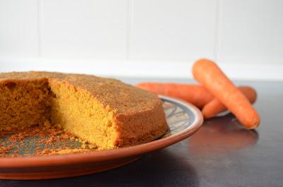 bizcocho de zanahoria - carrot delicious cake