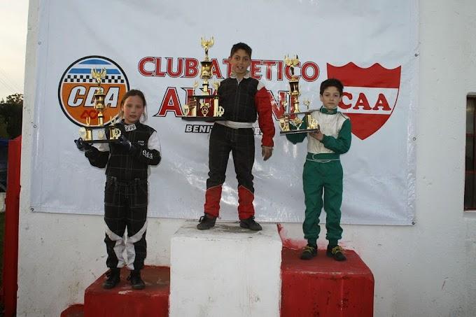 El Regional corrió en Benito Juarez