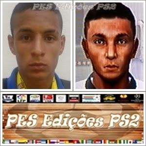 Guilherme Arana (Corinthians) PES PS2