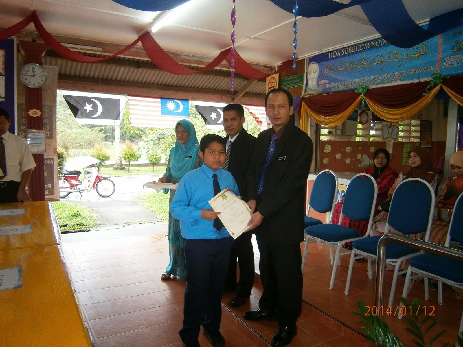 Majlis Penyampaian Watikah Pengawas Sekolah Dan Pengawas Pusat Sumber Sekolah