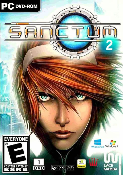 SANCTUM 2 INCL ROAD TO ELYSION PC GAME