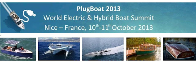 PlugBoat 2013, World Electric & Hybrid Boat Summit