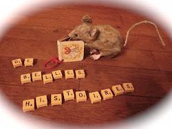 Une souris !!!!