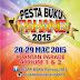 Nilai RM100 di Pesta Buku Pahang 2015
