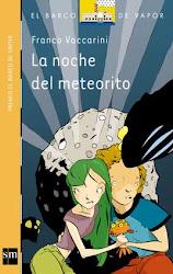 La noche del meteorito