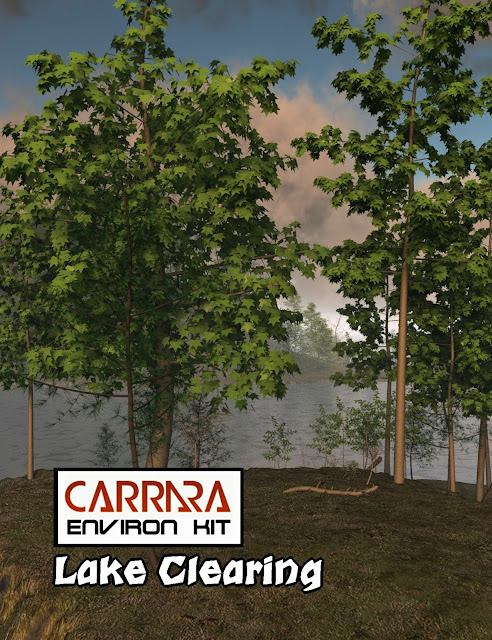 Carrara EnvironKit - Woodlands
