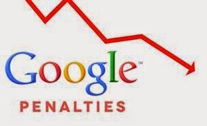 Pinalty dari google
