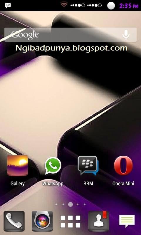 CUSTOM ROM For Lenovo a369i : Vio_Drop v1   Ngibadpunya