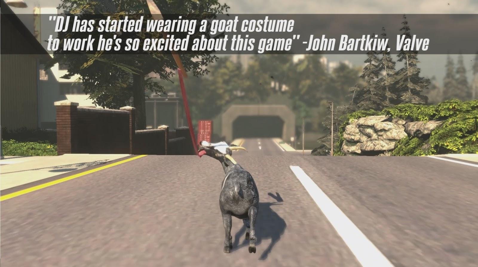 Goat Simulator PC Full Version
