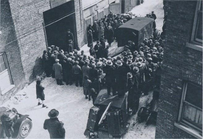 Splitter: Vor 90 Jahren – 1920er Jahre : Bandenkrieg erschüttert ...