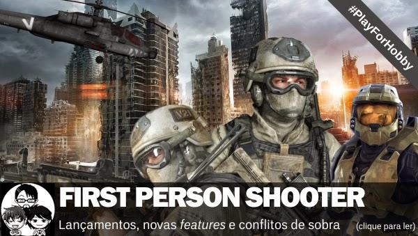 Pocket Hobby - www.pockethobby.com - #PlayForHobby - Vitrine! - First Person Shooter