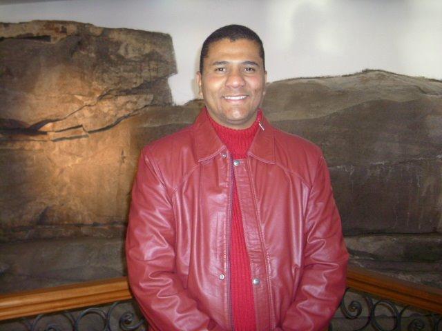 Luis Antonio de Jesus - AD Bento.