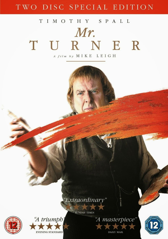 Sr. Turner – Dublado (2014)