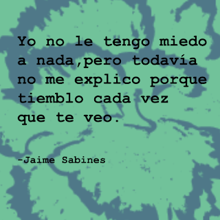 frases de Jaime Sabines