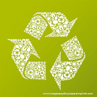 Imagenes de reciclaje para imprimir