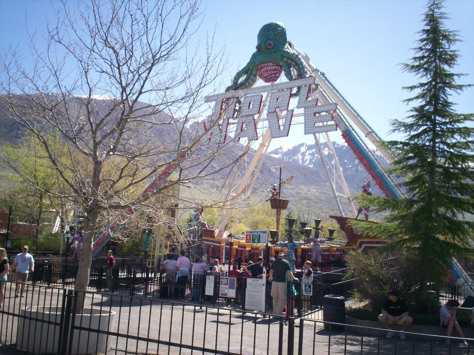 utah amusement parks
