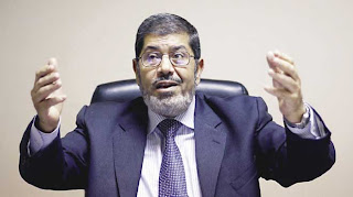 ضبط ورقة دوارة لصالح مرسي بإحدى لجان المنوفية