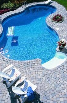 Piscine interrate prezzi piscine fuori terra - Piscine vetroresina interrate ...
